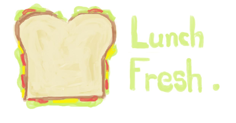 Lunch Fresh Logo