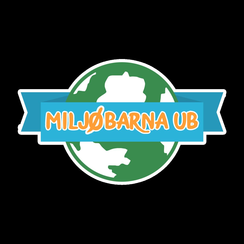 Miljobarna UB logo
