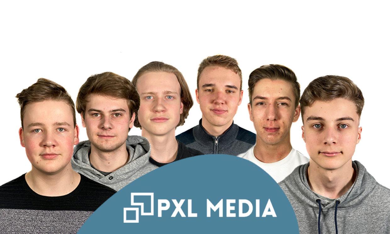 PXL Media Gruppebilde 1