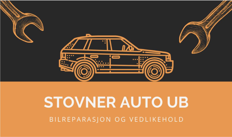 Stovner Auto logo