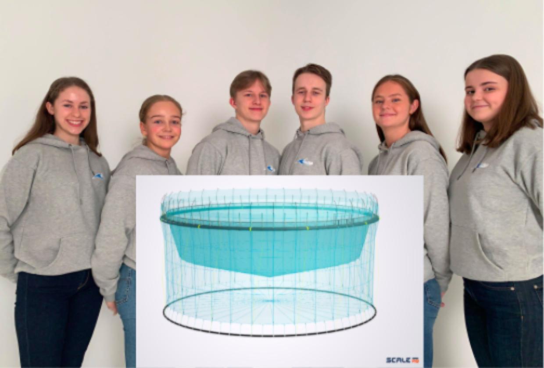 Bilde av ansatte produkt salmotech ub