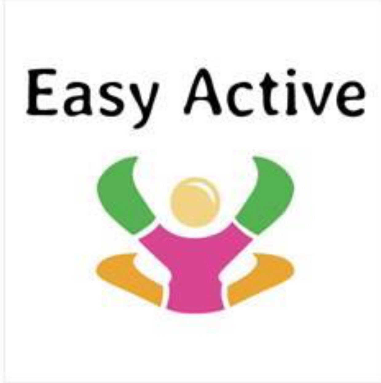 Easy active logo