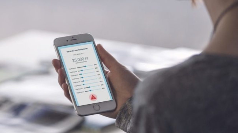 Okonomi og karrierevalg mobil