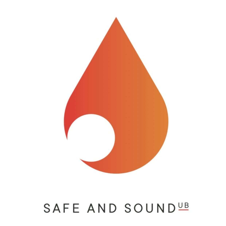 Safe and sound ub logo