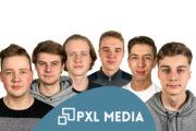 PXL Media Gruppebilde