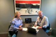 Signering avtale UEI Spb1