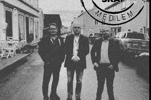 Tre radmenn