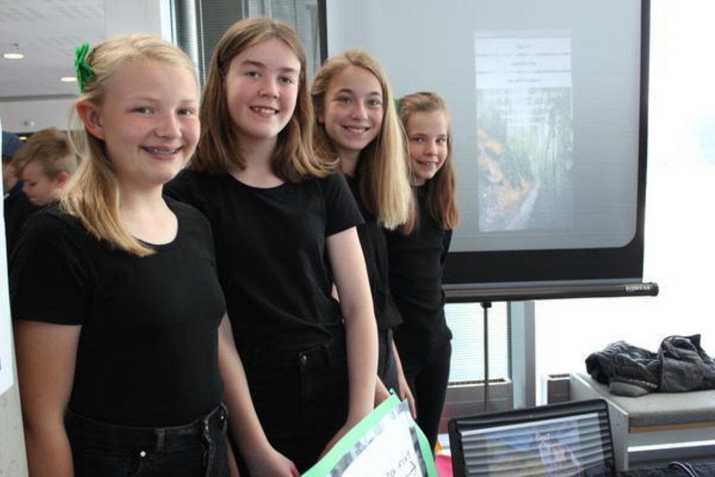 Skoleelever fra Ostfold er kaaret til SMAR Test i landet article