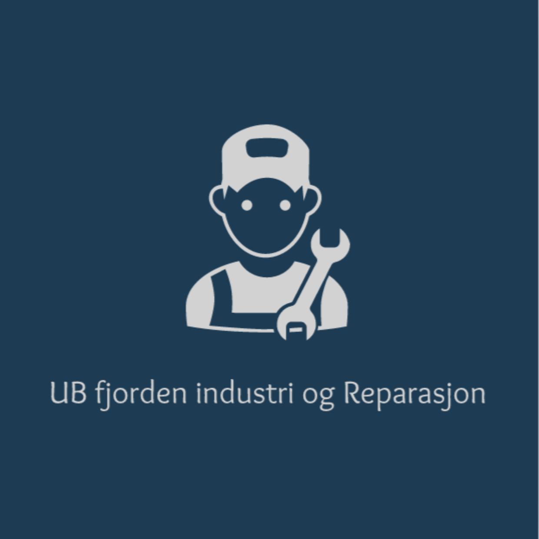 Fjorden industri og rep logo