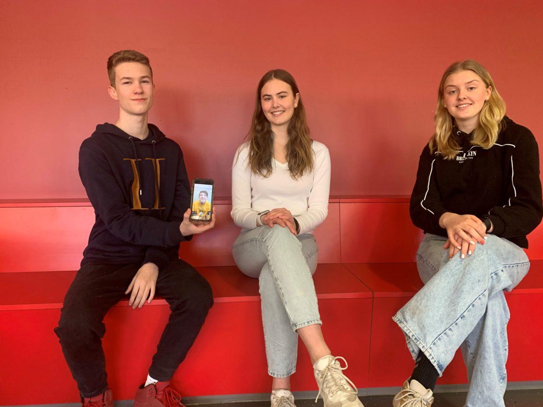 Plukk plast EB Svensedammen skole 2