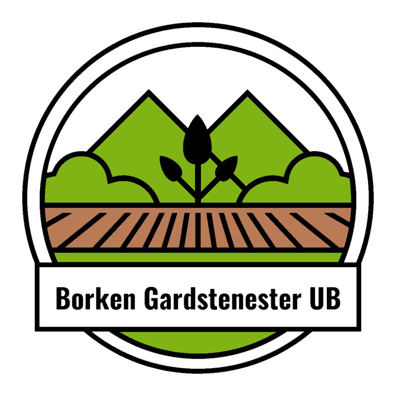 Borken Gardstenester UB logo