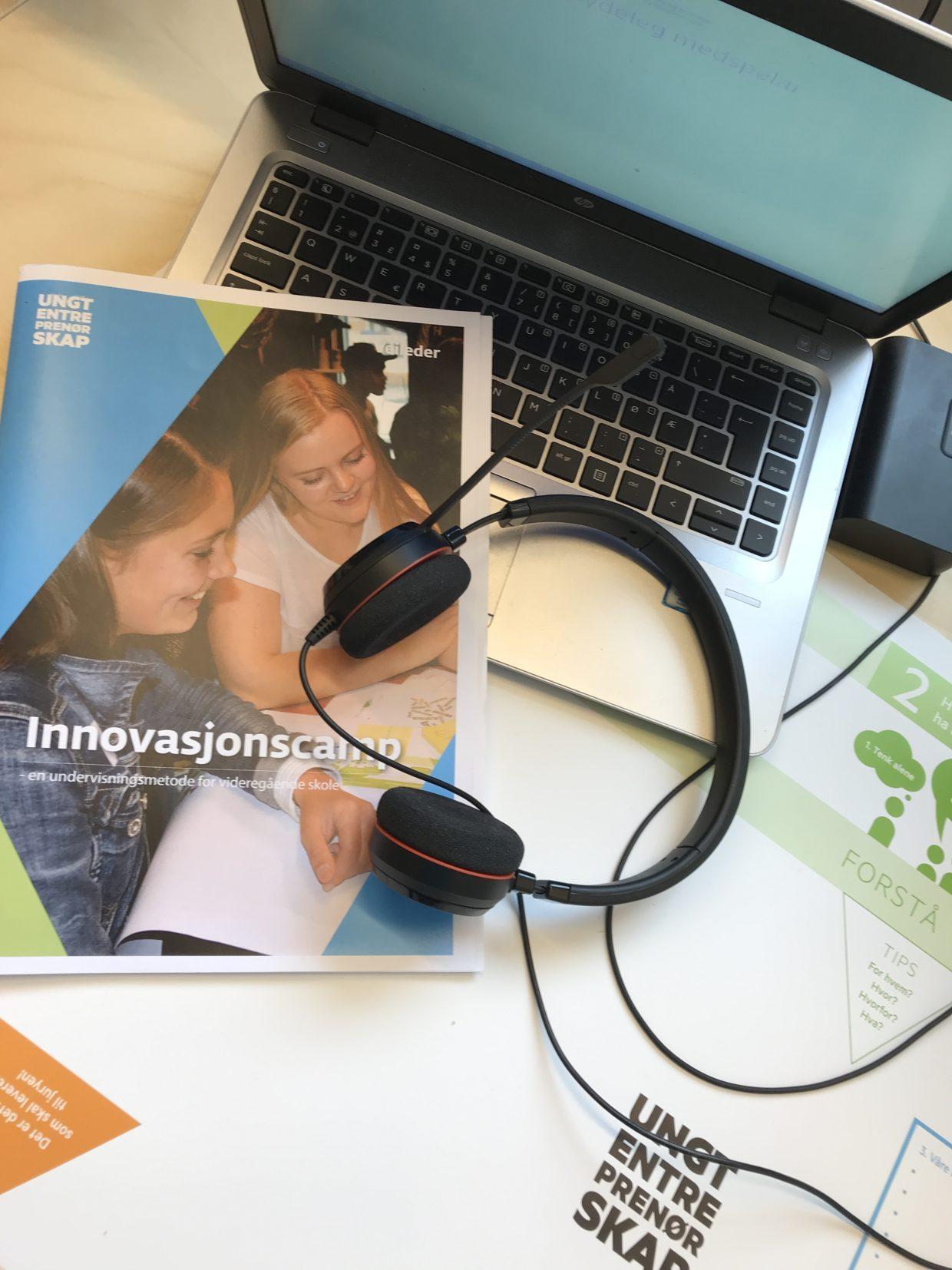 Digital innovasjonscamp