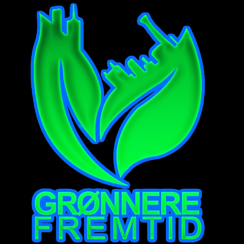 Logo Gronnere fremtid UB