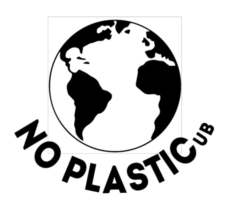 No Plastic UB logo