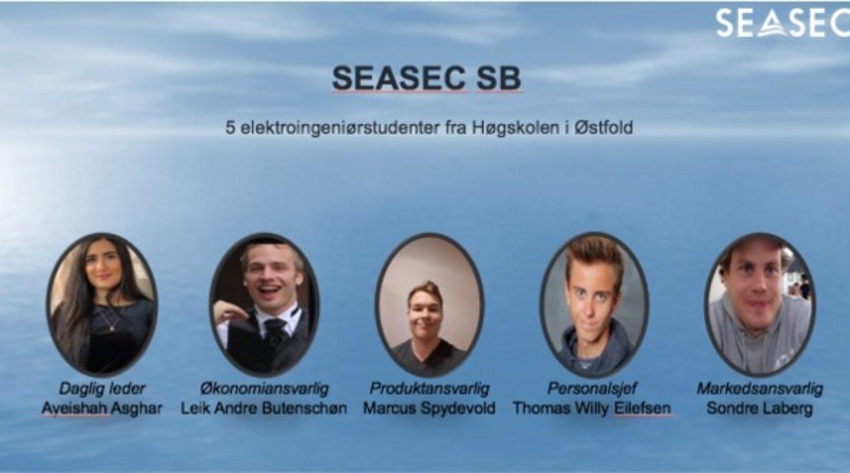 Sea Sec