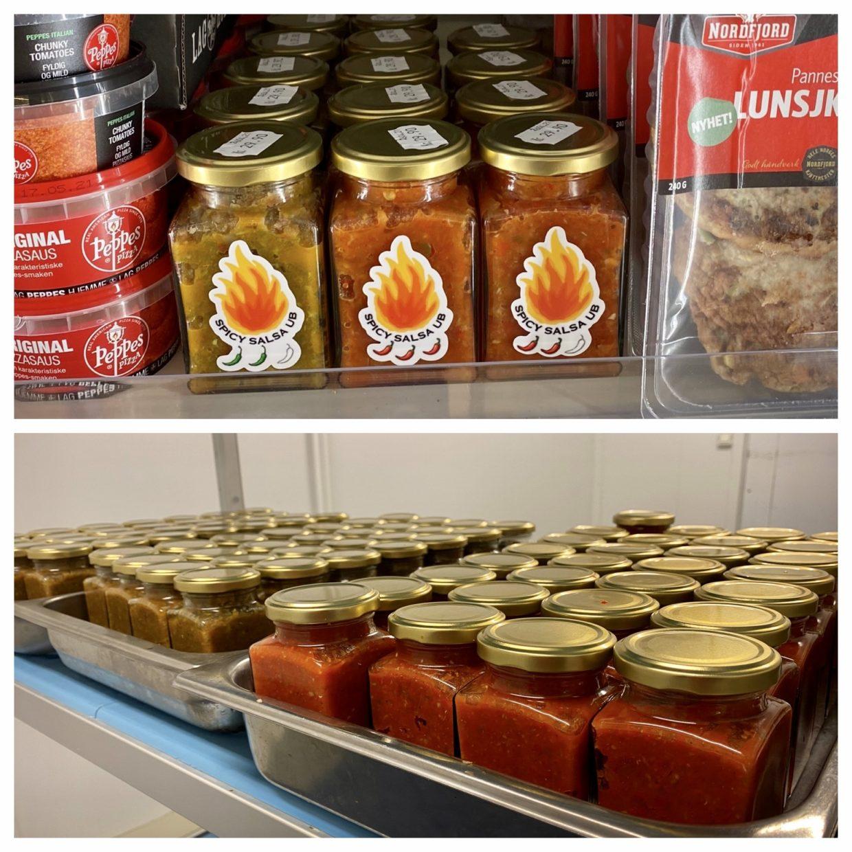 Spicy Salsa Bilde av produktet