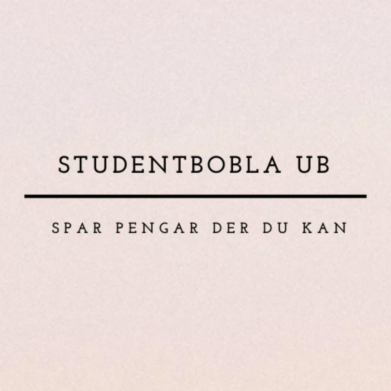 Studentbobla UB logo 2