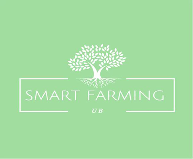 Logo smart farming