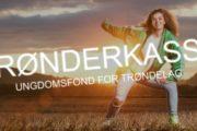 Illustrasjon og logo for Trønderkassa