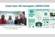 Greenscan bilde med produkt