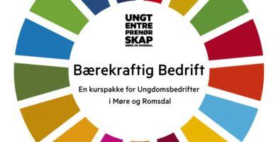 Baerekraftig Bedrift En kurspakke for Ungdomsbedrifter i More og Romsdal
