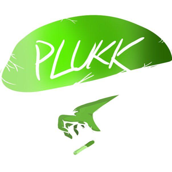 Plukk logo Marienlyst forminsket