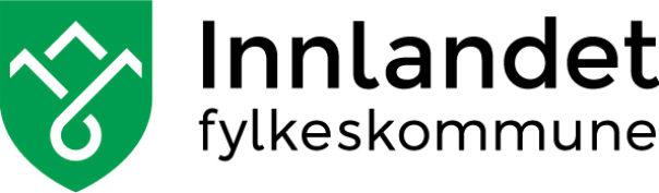Innlandet fylkeskommune liggende pos RGB