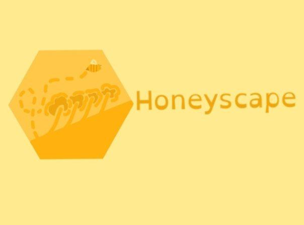 Logo honeyscape