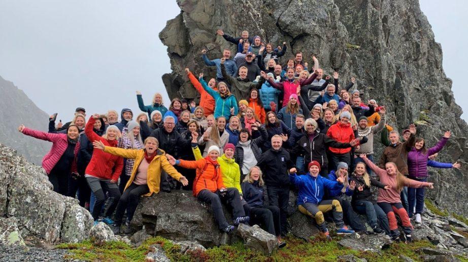 Ansatte tur til Finnmark