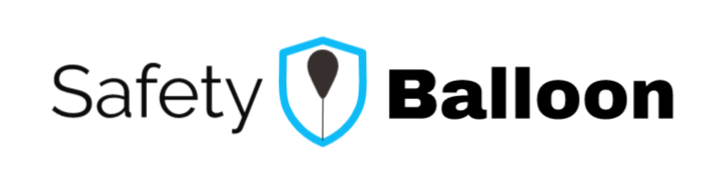 UB logo safety Balloon 1