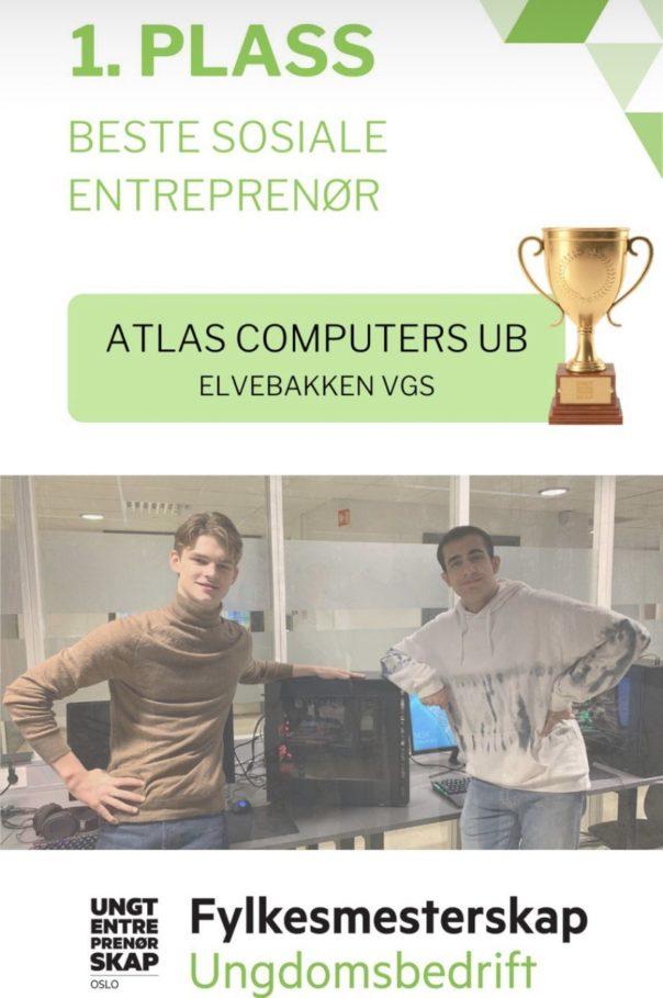 Beste sosiale entreprenor 1