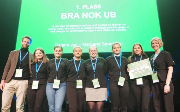Bra Nok UB vinner1plass kundeopplevelse nett FMUB2020