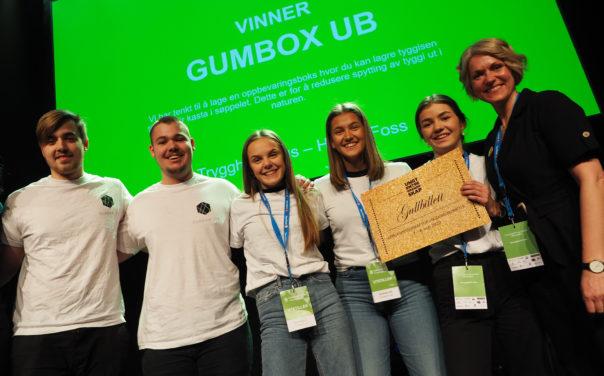 Gumbox vinner FMUB2020