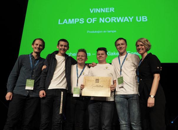Lamps Of Norway vinner FMUB2020